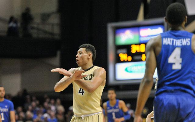 Vanderbilt: chances of getting in?