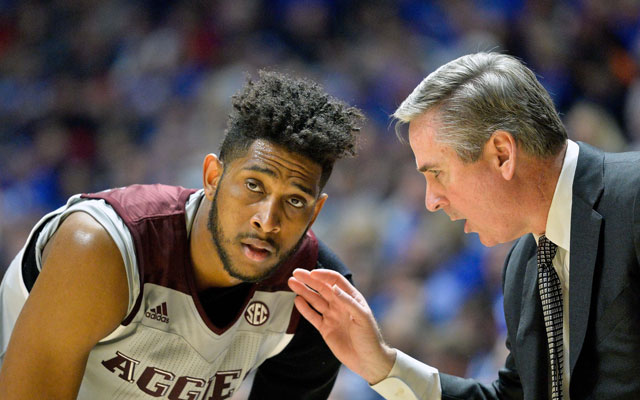 Rick Stansbury has been an assistant at Texas A&M since 2014. (USATSI)