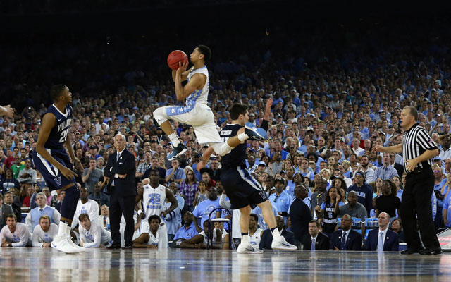 Marcus Paige momentarily tied the game with 4.7 seconds left. (USATSI)