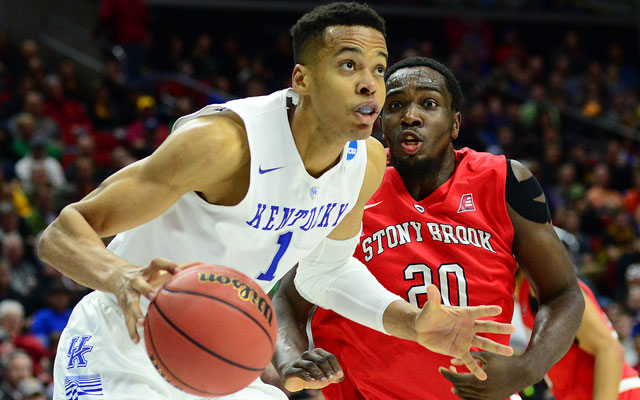 Skal Labissiere is pegged as mid-first round pick.(USATSI)