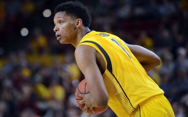 Ivan Rabb will be the new focal point for Cal next season. (USATSI)