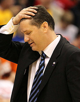 Can you imagine coaches like John Calipari on the witness stand talking about recruiting? (Getty Images)