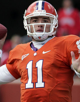 The NCAA has no problem with Clemson's Kyle Parker raking in over a million dollars from the Colorado Rockies. (AP)