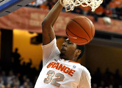Kris Joseph and the Orange exact revenge against Drexel, who surprised them in an 84-79 upset four years ago. (AP)