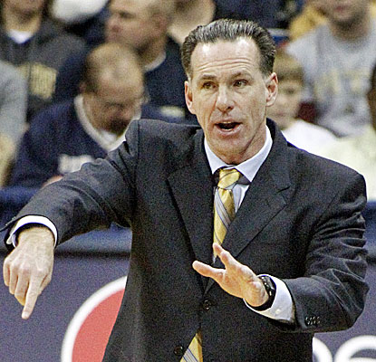 Jamie Dixon reaches the 200-win mark faster than all but 11 other coaches in NCAA history. (AP)