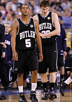 In the end, Butler settles for getting to the final. But the run meant so much more. (Getty Images)
