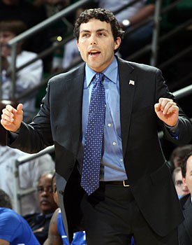 Memphis coach Josh Pastner on Conference USA: 'Everybody is good.' (US Presswire)