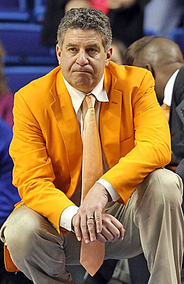 Not many coaches survive the kind of major violations that Bruce Pearl has admitted making. (Getty Images)