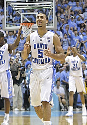 His teammates know it, his coach knows it and Mike Krzyzewski knows it now: Kendall Marshall makes everyone around him better. (AP)