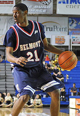 Ian Clark is one of the reasons Belmont scares bigger programs. (US Presswire)