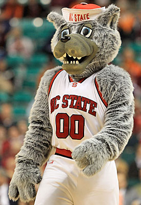 The right coach could restore the roar in Raleigh, putting teeth back into the N.C. State program. (Getty Images)