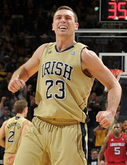 Keep an eye on Ben Hansbrough and the Irish to stand out in the Southwest Regional. (US Presswire)