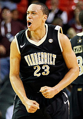 Can Jenkins shoot Vandy into prominence in this event? (Getty Images)