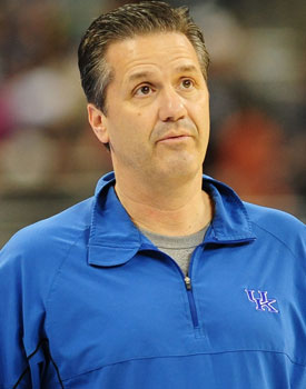 People have their views of John Calipari and they aren't changing. (US Presswire)