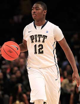 Without Ashton Gibbs, Pitt will have to rework the offense. (Getty Images)