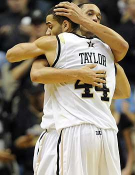 The return of Jeff Taylor and John Jenkins will make Vandy a factor. (US Presswire)
