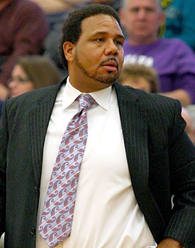 Ed Cooley (pictured) left behind a solid foundation for Sydney Johnson. (US Presswire)