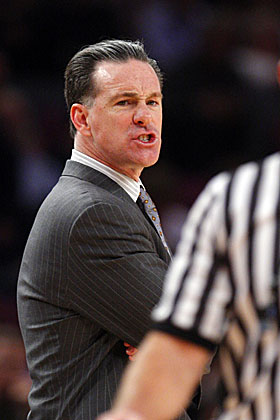 If a Duke comes along, maybe Jamie Dixon leaves. Until then? No. (US Presswire)