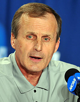 Rick Barnes is an easy punching bag, but don't forget the program he has built. (US Presswire)