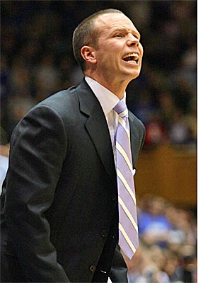 Kelsey was an assistant at Wake Forest under Skip Prosser in 2007 when Prosser died from a heart attack at 56. (GoXavier.com)