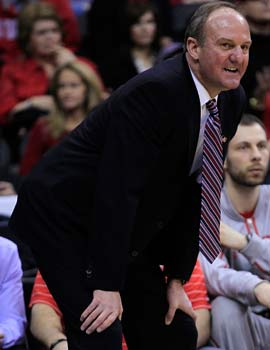 Thad Matta believes with the new task force, coaches will take heed. (Getty Images)