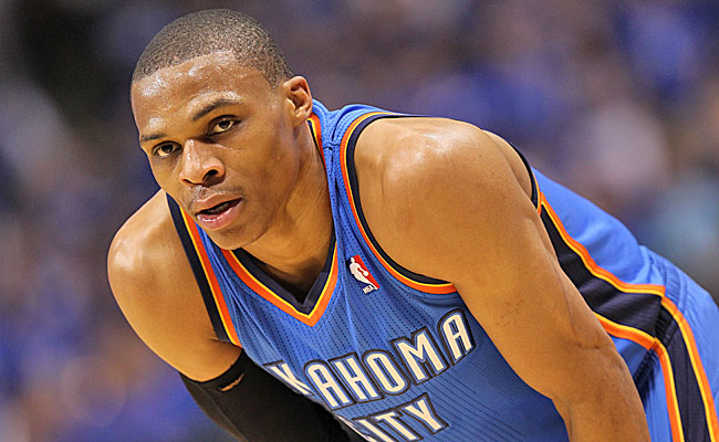 Russell Westbrook, now a star for the OKC Thunder, is a beacon of Howland's developmental skill. (Getty Images)