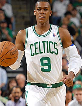 Rajon Rondo is among the top players from the 2004 class. (Getty Images)