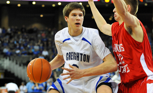 Creighton expects Doug McDermott to improve on his stellar fresman campaign. (Provided to CBSSports.com)