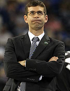 Brad Stevens says the NCAA is so strong and can't imagine it changing. (Getty Images)