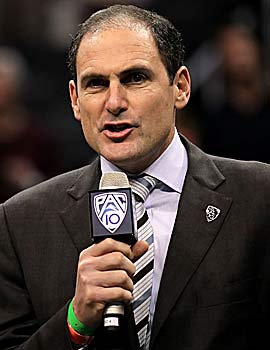 Larry Scott's Pac-12 rejected the mighty Longhorns. (Getty Images)
