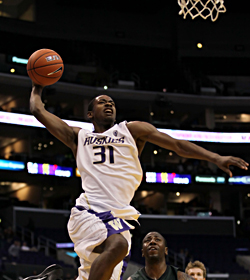 At No. 23, Washington's Terrence Ross is the first Pac-12 player on the list. (Getty Images)