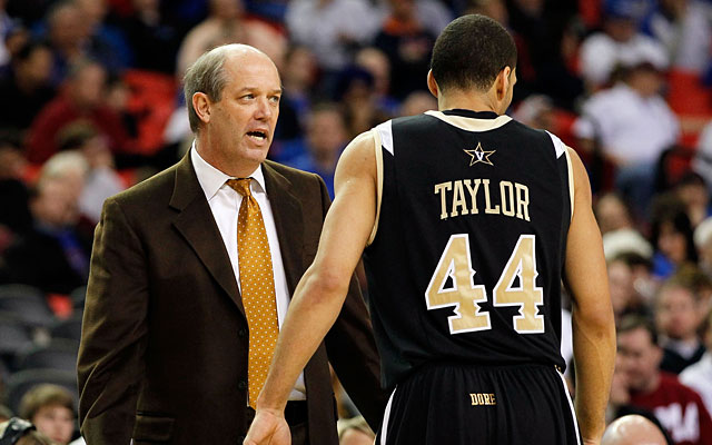 Kevin Stallings on Jeff Taylor and Co.: 'We've got some guys who are really athletic.' (Getty Images)