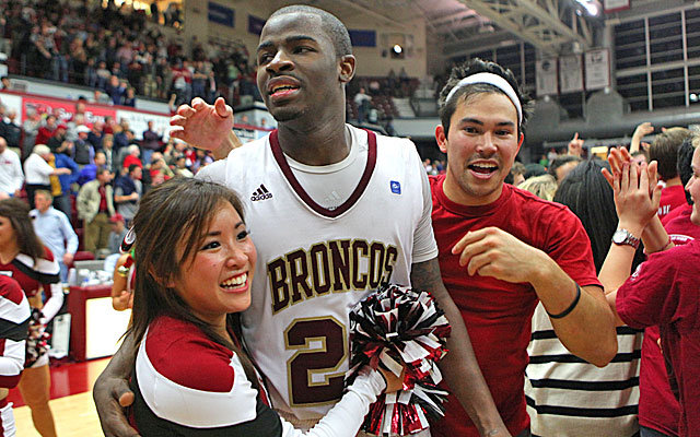 Santa Clara's Kevin Foster (20.2 ppg in 2010-11) is among the nation's most underrated players. (US Presswire)