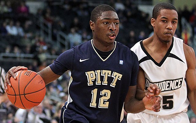 Pitt gets Ashton Gibbs back, and that's good news if you're Jamie Dixon. (US Presswire)
