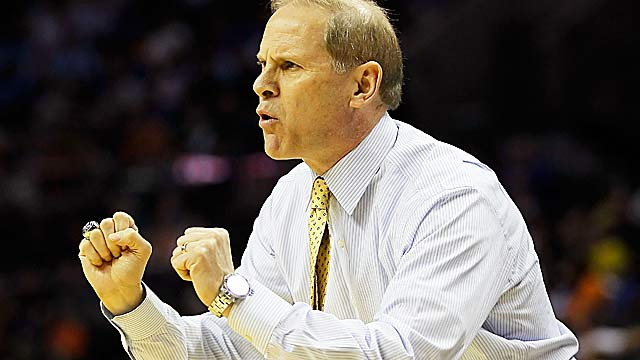 John Beilein is working on a Michigan team that will contend for years. (Getty Images)