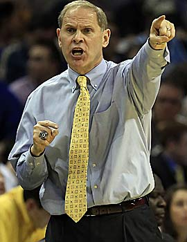 John Beilein landing a No. 2 prospect in Mitch McGary is huge. (Getty Images)