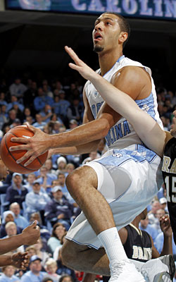 Kendall Marshall brings to mind old-school points with his approach to the game. (AP)