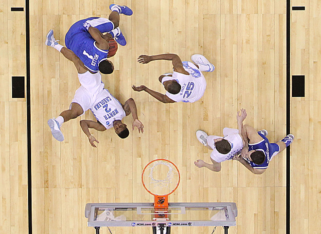 The number one 'can't miss' game features a rematch from 2011's Elite Eight. (Getty Images)