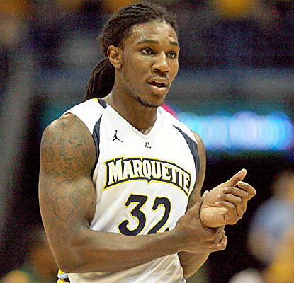 Jae Crowder's double-double helps the 21st-ranked Golden Eagles breeze past the Spartans.  (US Presswire)