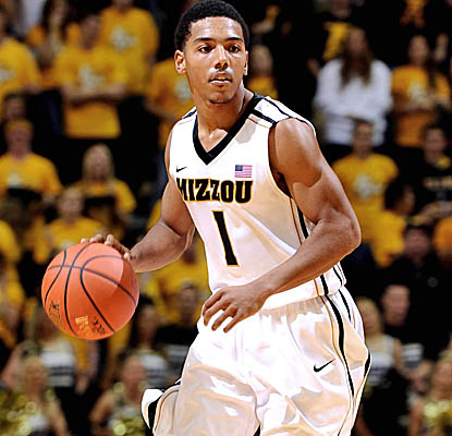 Phil Pressey scores a career-high 22 points with four assists to help Missouri defeat Mercer.  (US Presswire)