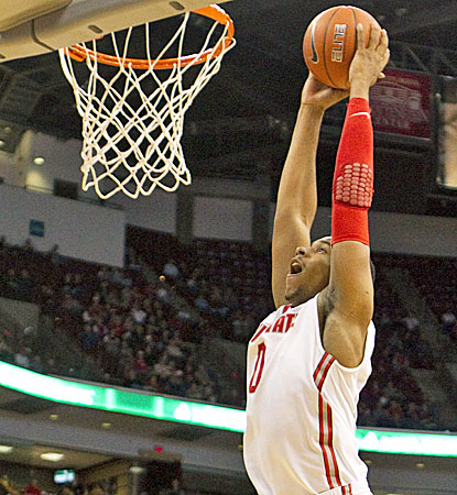 Jared Sullinger scores 20 points and grabs 11 rebounds to help Ohio State crush the Tigers. (US Presswire)