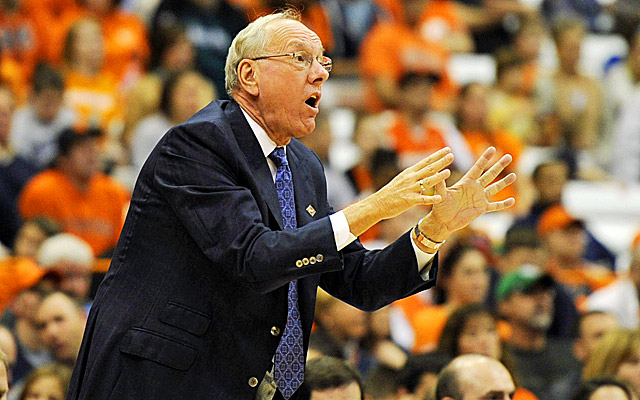 Boeheim says he regrets his remarks that might have been 'insensitive to victims of abuse.' (US Presswire)