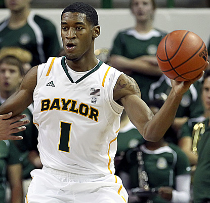 Perry Jones III scores 27 points in his season debut, helping Baylor stay undefeated in its homestand and top Prairie View. (US Presswire)