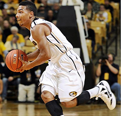 Phil Pressey dishes out six assists in No. 13 Missouri's victory over Northwestern State. (US Presswire)