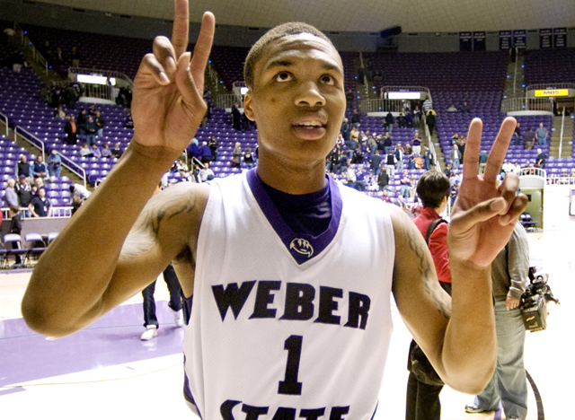 Lillard, now the nation's No. 1 scorer, was just a two-star recruit. (US Presswire)