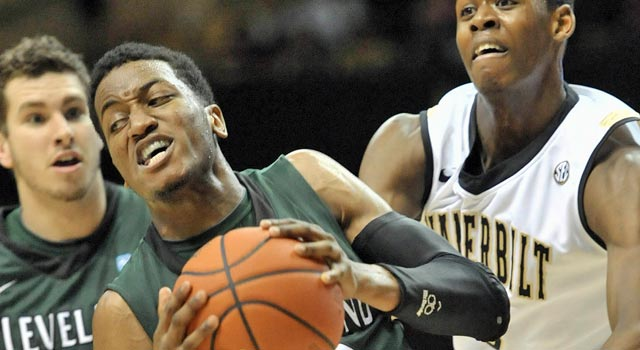 D'Aundray Brown and Cleveland State are in position to win the conference this season. (US Presswire)