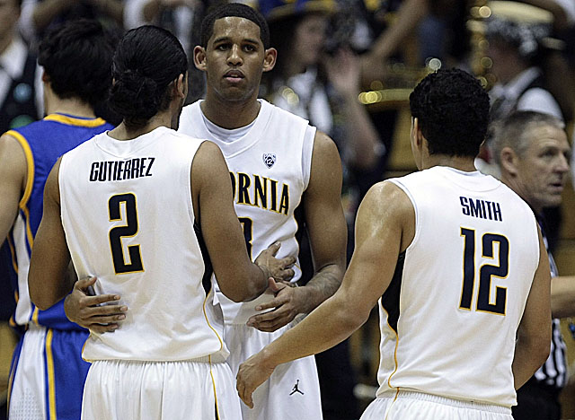 Jorge Gutierrez , Allen Crabbe, Brandon Smith and Cal are this year's favorites in the Pac-12. (US Presswire)