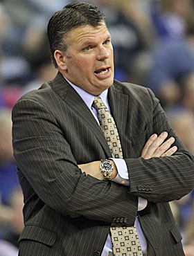 'I mis-evaluated my own son,' Greg McDermott happily admits these days. (US Presswire)