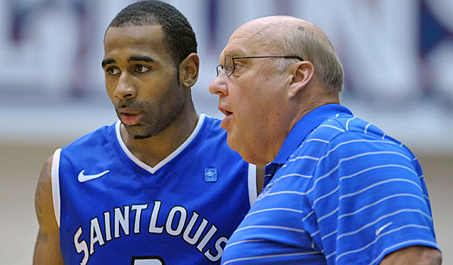 Kwamain Mitchell needs to deliver more for Saint Louis and Rick Majerus. (US Presswire)