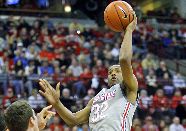 Lenzelle Smith's sophomore year has been uneventful until dropping 28 points on Indiana. (AP)